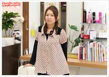 【KARENスタイリスト】Akemi Kanomata
